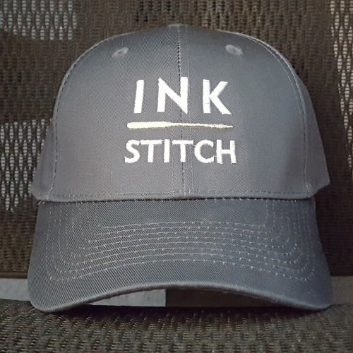 InkStitch Hat